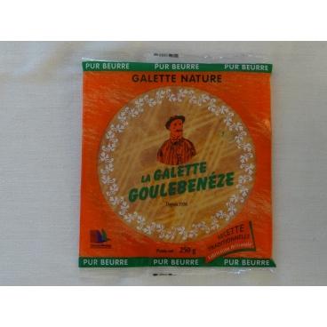 GALETTE 250 Gr - NATURE - 6/8 PARTS